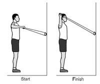 swimming strengthening and stretching exercises