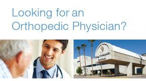 Looking for orthopedic physician - Hoag Orthopedic Institute